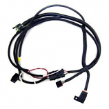 Nitrous Express 15492-2 Nitrous Harness, 2005 and newer Ford Mustang
