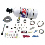 Nitrous Express 20923-10 All Sport Compact EFI Single Nozzle System With 10lb Bottle