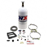 Nitrous Express ML1001 Mainline 4500 Carb System With 10lb Bottle