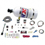 Nitrous Express 20929-10 Instaboost EFI Nitrous System With 10lb Bottle