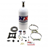 Nitrous Express ML1000 Mainline Carb. System With 10lb Bottle