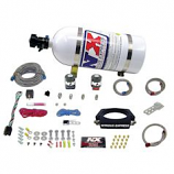 Nitrous Express 20934-10 LS 90mm Plate System With 10lb Bottle