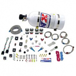 Nitrous Express 20927-10 Sport Compact EFI Dual Stage With 10lb Bottle