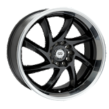 "Enkei WDM 18"" Wheels, 18x7.5, 5x100/5x114 Bolt, 42mm Offset"
